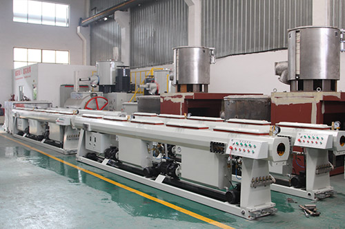How to use double screw parallel bar extruder correctly?